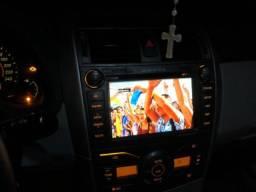 Central multimídia Corolla 2011 2012