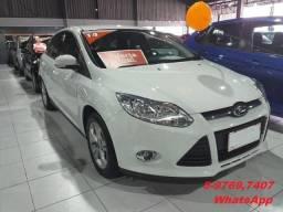 Ford Focus 1.6 SE/ Nova Serie - 2014