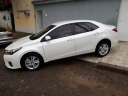 Toyota Corolla 16/17 Novissimo, Pouco rodado - 2016
