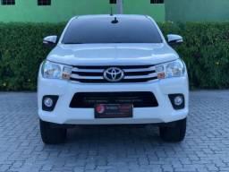 Toyota hilux 2017 2.8 srv 4x4 cd 16v diesel 4p automÁtico - 2017