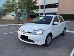 Toyota Etios Automático Completo Novo Novo Novo Extra!!! - 2017