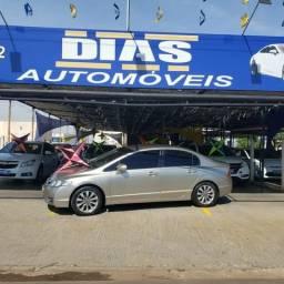 Civic lxs automático 2011 - 2011