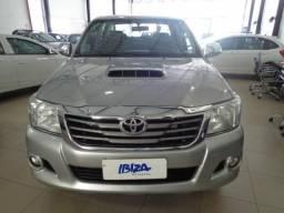 Toyota Hilux CD 3.0 SRV MECANICA  4X4 - 2015