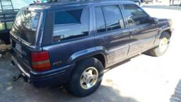 Jeep cherokee gasolina e GNV completa único dono aceita troca R6MOTORS - 1996