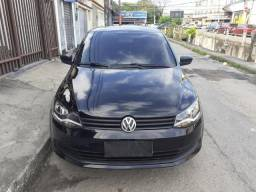 Vw Volkswagen Voyage Trendline 1.6 8v Completo com Gnv Preco Real Anunciado - 2015