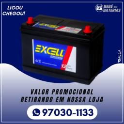 Bateria de Caminhão / Automotiva - 100amp Excell 1 Ano de Garantia - Rio de janeiro