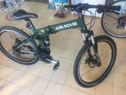 Vendo Bicicleta Land Rover R$ 3.500,00