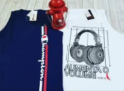 Fornecedor camisetas fio 30.01 e Premium