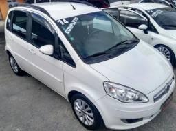 Fiat ideia unico dono 36 mil km - 2014