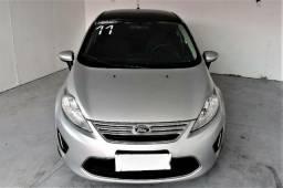 Fiesta sedan se 1.6 c/ gnv(aprovamos seu crédito imediatamente sem entrada) - 2011