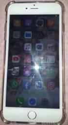 IPhone 6 Plus troco ou vendo ou rolo em moto de leilão