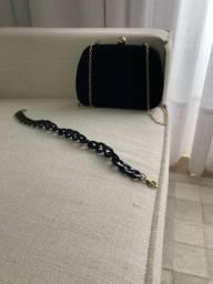 Bolsa Wj nova com etiqueta e duas alças