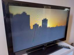 """TV """"42 LCD Perfeito estado"""