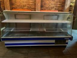 Balcão refrigerador gelopar 110 vt