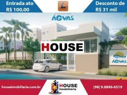 Village das Águas - Feirão Canopus. Vendo Apartamento na Forquilha, 2 quartos, com 46m²