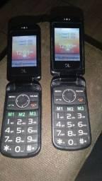Telefone para idoso