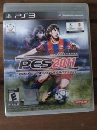 PES 2011 PS3 (PLAYSTATION 3)