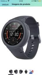 PROMOÇÃO: Smartwatch Xiaomi AmazFit verge Lite ORIGINAL novo lacrado