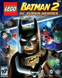 Jogo Lego Batman 2 DC super Heroes para PC