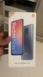 Xiaomi redmi note 9 pro 128gb. Novo. Garantia. Loja fisica.
