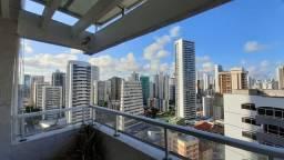 Vendo cobertura duplex em Boa Viagem com 352m²