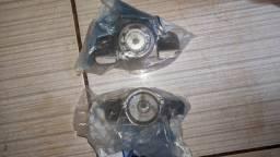 Par de coxim traseiro Cobalt 1.4 2012 original GM