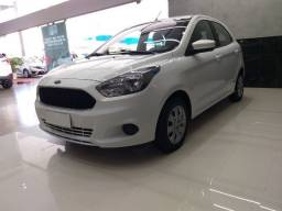 Ford ka 2018 novinho entrada mais parcelas