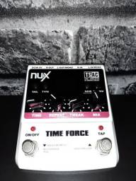 Pedal delay - time force