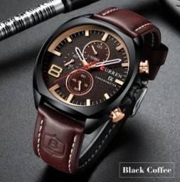 Relógio Curren Original 100% Funcional Cores