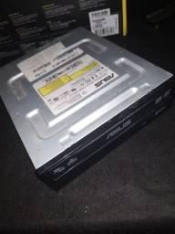 """HD, 2 CD ROM + RAM 2GB DDR3 """"Aberto a negócios"""""""