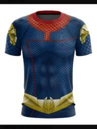 Camiseta Capitão Pátria
