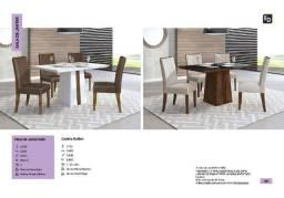 Mesa Itália com4 cadeiras