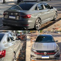 VW Jetta 350 2.0 Turbo GLi Cinza Puro (Exclusivo)