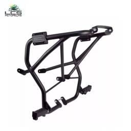 Protetor de Motor Carenagem C/ Pedal Xre 300 2009 até 2020 - Chapam