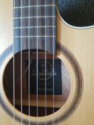 Vendo violão Strinberg SL 200C NS