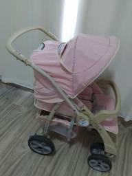 Carrinho de bebê Burigotto menina