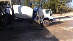 Caminhao ford cargo 2628e 6x4 betoneira traçado