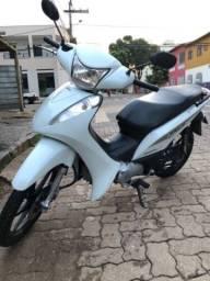 Vendo Honda biz EX 2016