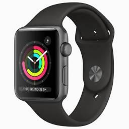 Apple Watch Series 3 (GPS) - 42 mm a1859 -  Novo com garantia Preto ou Branco