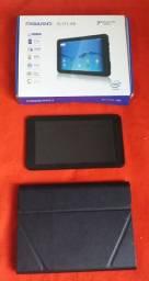 """Tablet 7"""" 16GB com Capa - Sem Carregador"""