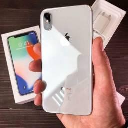 IPhone X (2 meses de uso) Impecável