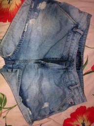 Vendo short jeans miller