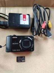 Câmera Sony Ciber-Shot