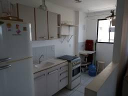 Alugo apartamento mobiliado no ecopark com elevador e area de lazer