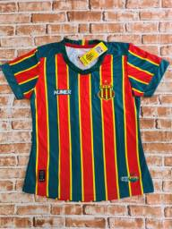 Camisa feminina Sampaio premium