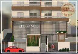 Apartamento com 2 dormitórios à venda, 63 m² por R$ 256.960 - Aviação - Praia Grande/SP