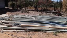 Cano de irrigação