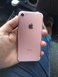 Iphone 7 128 gb sem defeitos sem arranhões , telefone para pessoas exigentes