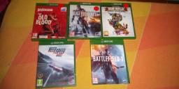Jogos Xbox One !