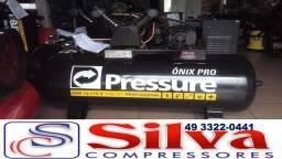 Compressor de ar 15 pés Trifasico Pressure